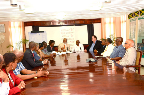 Official Signing of Contract Caymanas Sewage Conveyance System (Speaking Notes)
