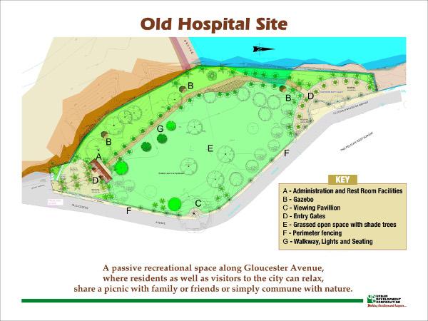 UDC to Upgrade Old Hospital Park