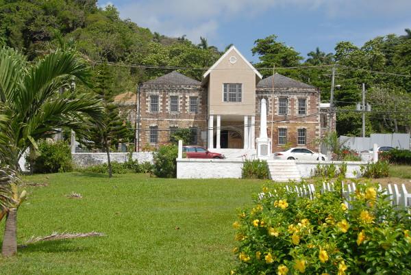 Port Maria Civic Centre Restoration Works