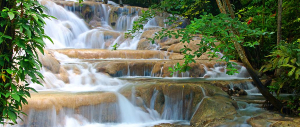 Visit Dunn's River Falls & Park