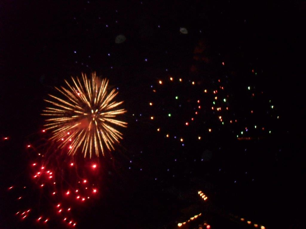 Urbanscope - Fireworks On The Waterfront November 26, 2015