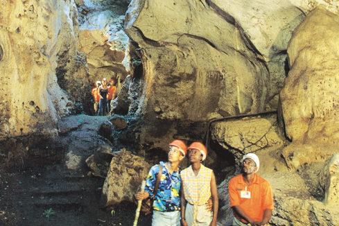 Urbanscope - Green Grotto Caves December 3, 2015