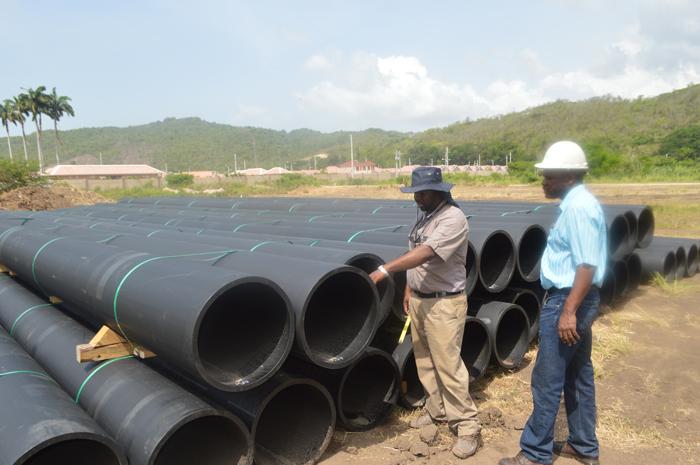Urbanscope - Caymanas Sewage Infrastructure Project