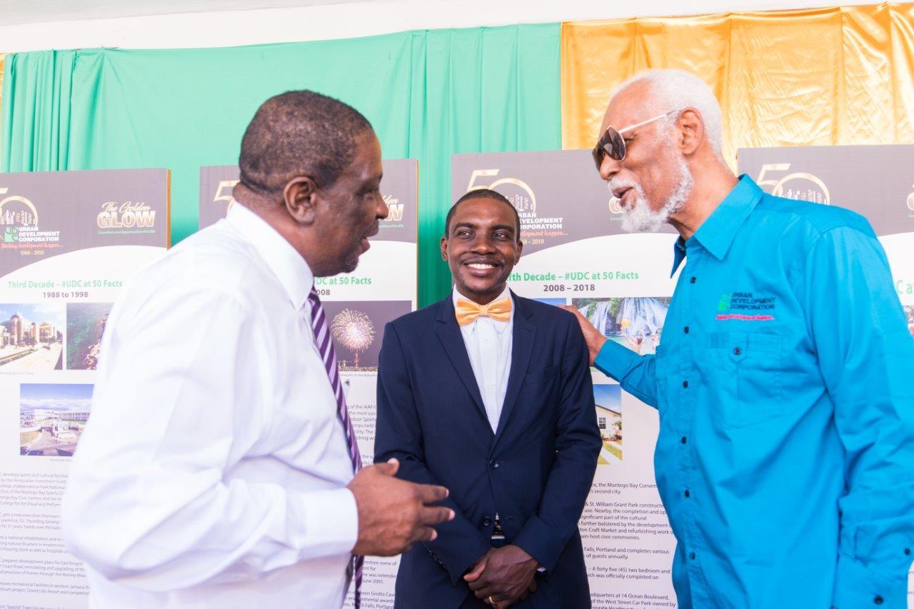 UDC Celebrates 50 Years of Making Development Happen