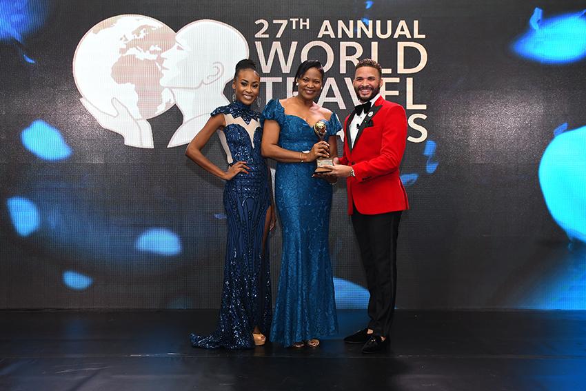Dunn's River Wins World Travel Award 2020