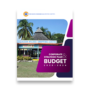 ORCC Corporate Plan and Budget 2020 - 2024