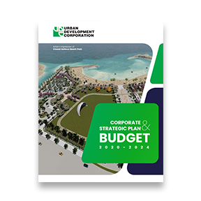 UDC Corporate Plan and Budget 2020 - 2024