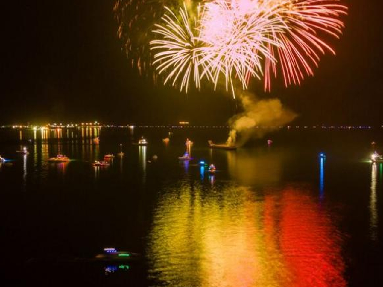 Annual New Years Eve Fireworks Events Cancelled