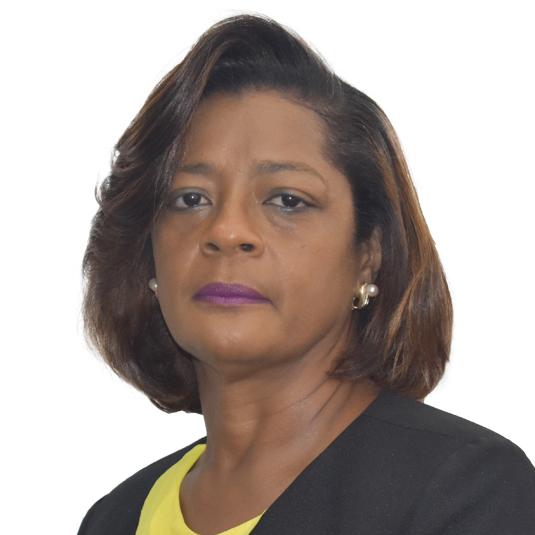 Ms. Claudette Bryan