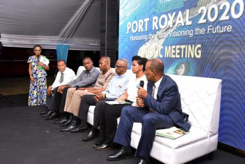 Q&A-session-at-Port-Royal-Community-Sensitization-Meeting