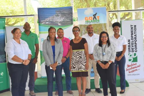 The Nature Conservancy Data Handover - Goat Islands